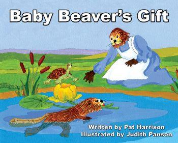 Baby Beaver's Gift