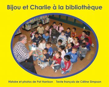 Bijou et Charlie à la bibliothèque