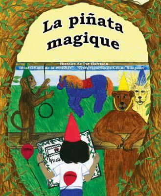 La piñata magique
