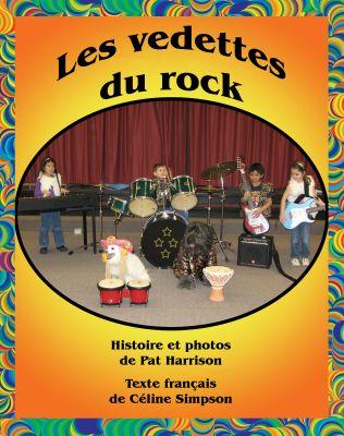 Les vedettes du rock