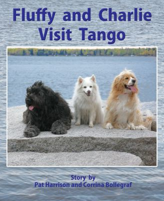 Fluffy and Charlie Visit Tango