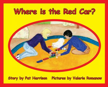 Where is the Red Car?