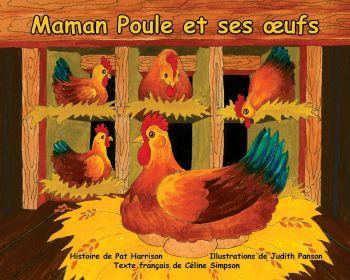 Maman Poule et ses œufs