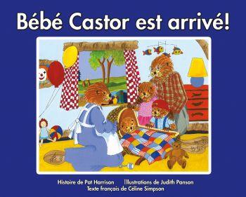 Bébé Castor est arrivé!