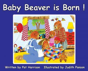 Baby Beaver is Born!