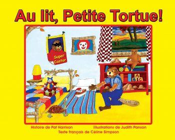 Au lit, Petite Tortue!