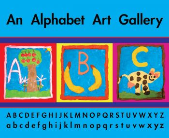 An Alphabet Art Gallery