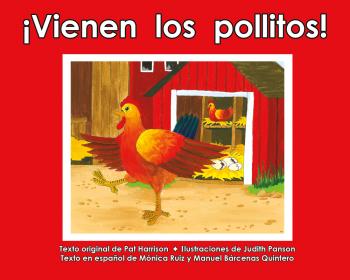 ¡Vienen los pollitos!