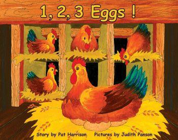 1, 2, 3 Eggs!