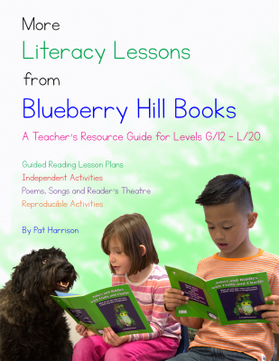 More Literacy Lessons from Blueberry Hill Books: A Teacher's Resource Guide for Levels G/12 to L/20