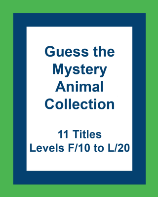 Guess the Mystery Animal Collection