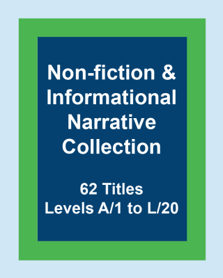 Non-fiction & Informational Narrative Collection