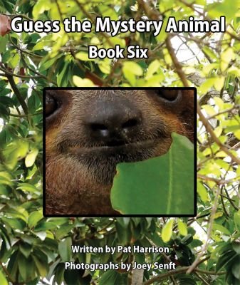 Guess the Mystery Animal - Book Six