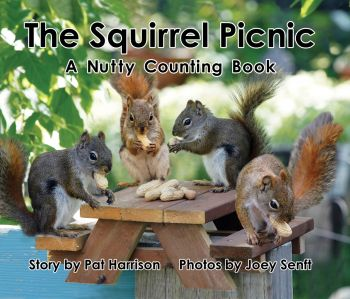The Squirrel Picnic - A Nutty Counting Book