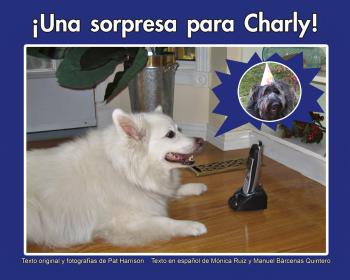 ¡Una sorpresa para Charly!