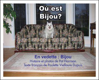 Où est Bijou?
